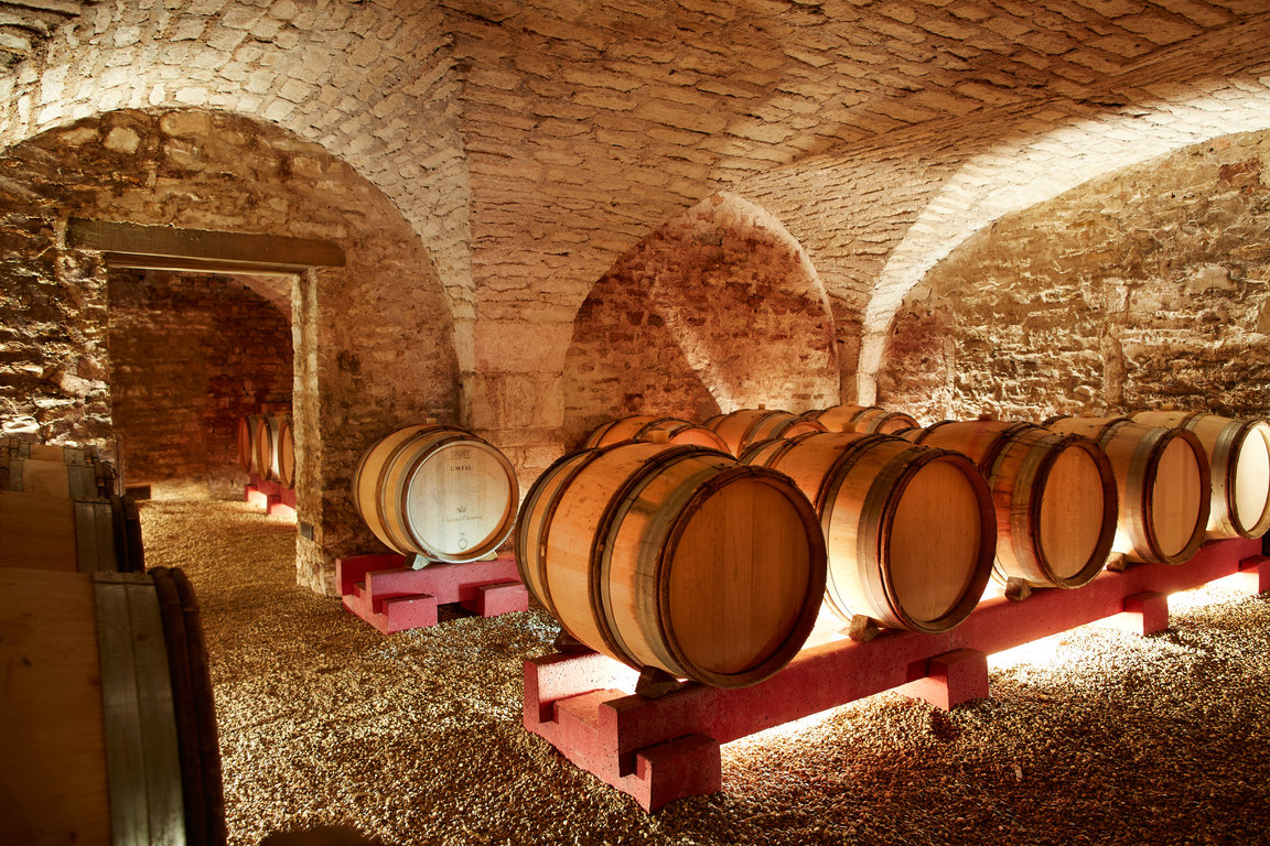 Barrels - Winery of Chamirey